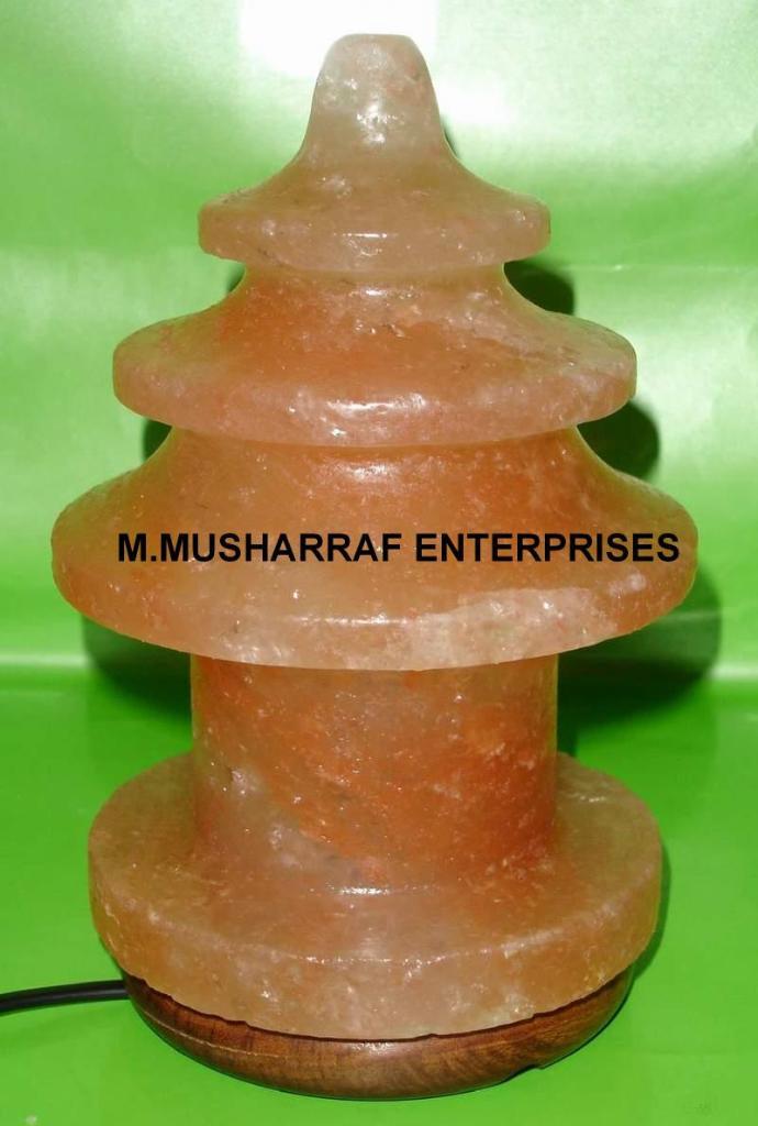 HIMALAYAN SALT SMALL TREE CRYSTAL LAMP 1