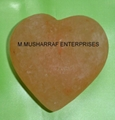 HIMALAYAN ROCK SALT BATH HEART SOAP