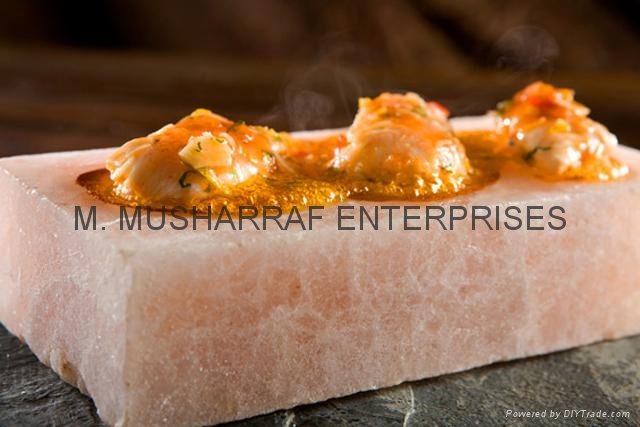HIMALAYAN SALT COOKING SLAB 1