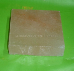 Himalayan Rock Salt Crystal Tile.