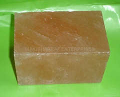 HIMALAYAN SALT CRYSTAL BRICK