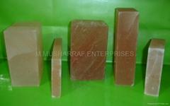 Himalayan Rock Salt Crystal Tiles, Bricks & Slabs