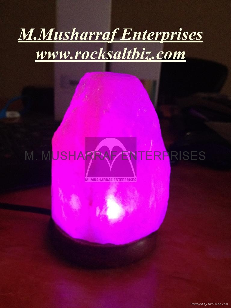 HIMALAYAN SALT USB NATURAL TINY LAMP 1