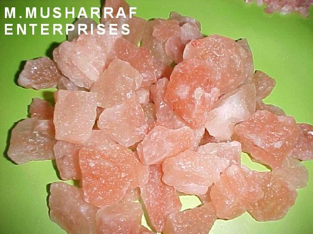 HIMALAYAN BATH SALT CHUNKS (pink) 2