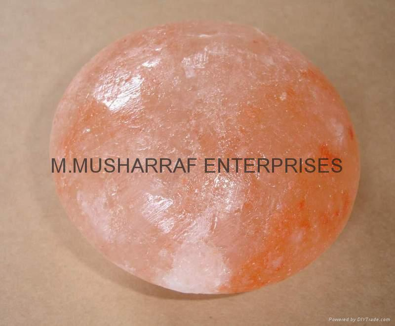 HIMALAYAN ROCK SALT MASSAGE STONE 4