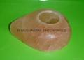HIMALAYAN SALT HEART CANDLEHOLDER 4