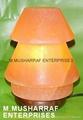 HIMALAYAN ROCK SALT CRYSTAL UMNERELLA Lamp. 5