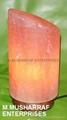 HIMALAYAN ROCK SALT CYLINDER LAMP. 2