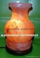 HIMALAYAN ROCK SALT CRAFTED LAMP 3