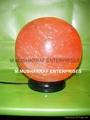 HIMALAYAN ROCK SALT CRYSTAL BALL LAMP 3