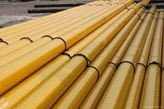 三層聚乙烯防腐鋼管