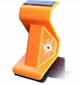 solar guardrail light solar traffic light