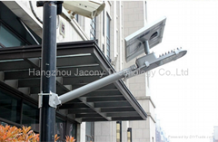 6W LED Solar Street Light Integrated For Outdoor All In One(HK-10)