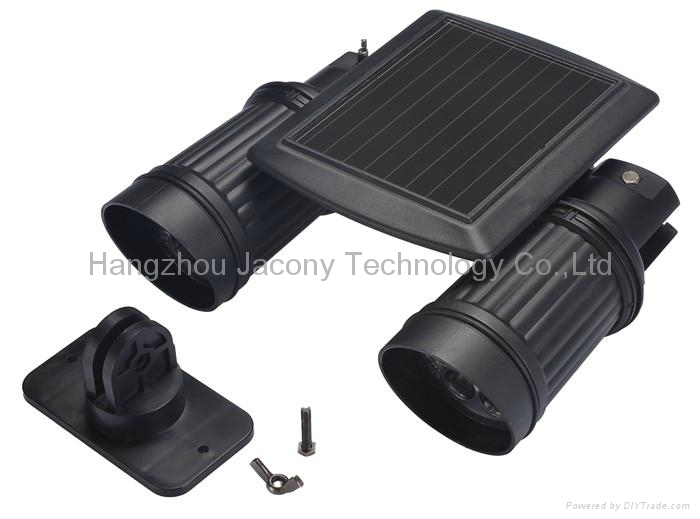 brightest motion activated solar security Light with ...