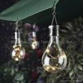 solar led hanging bulb