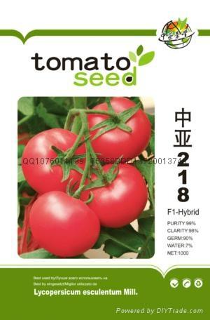 硬果番茄种子中亚218 1