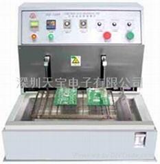 PCB板自動浸錫爐機