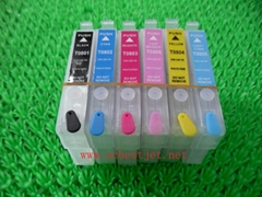 Refill ink cartridge for