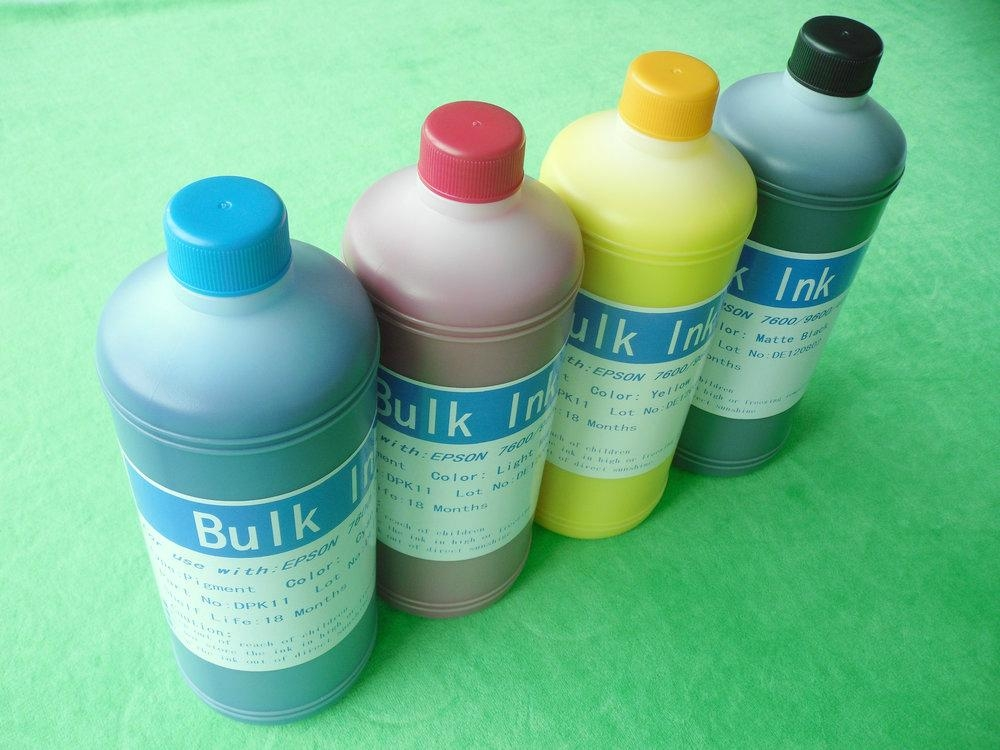 how to make water based ink