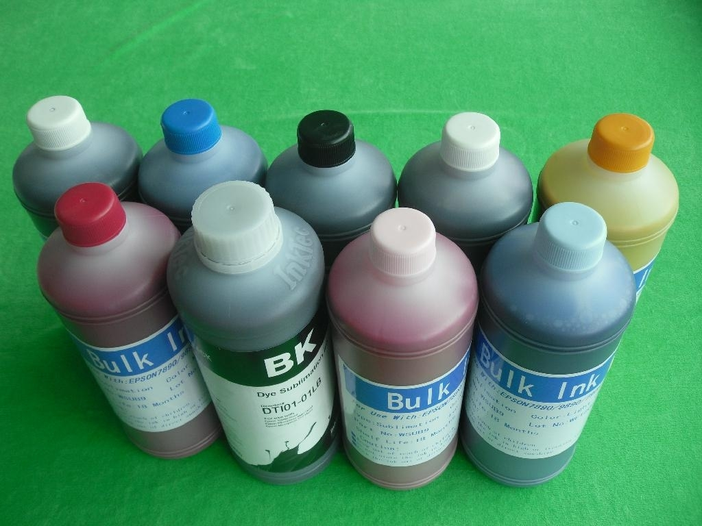 Epson 7700/9700/7890/9890/7900/7900/9900 sublimation ink
