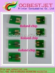 Auto reset chip cartridg