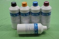 Cotton Fabric Textile ink EPSON Stylus PRO4800 7800 9800 garment printing