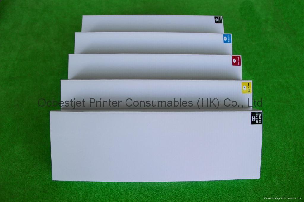 新品上市 EPSON Sure Color  T3050/T5050/T7050 700ML 填充墨盒带永久芯片 4