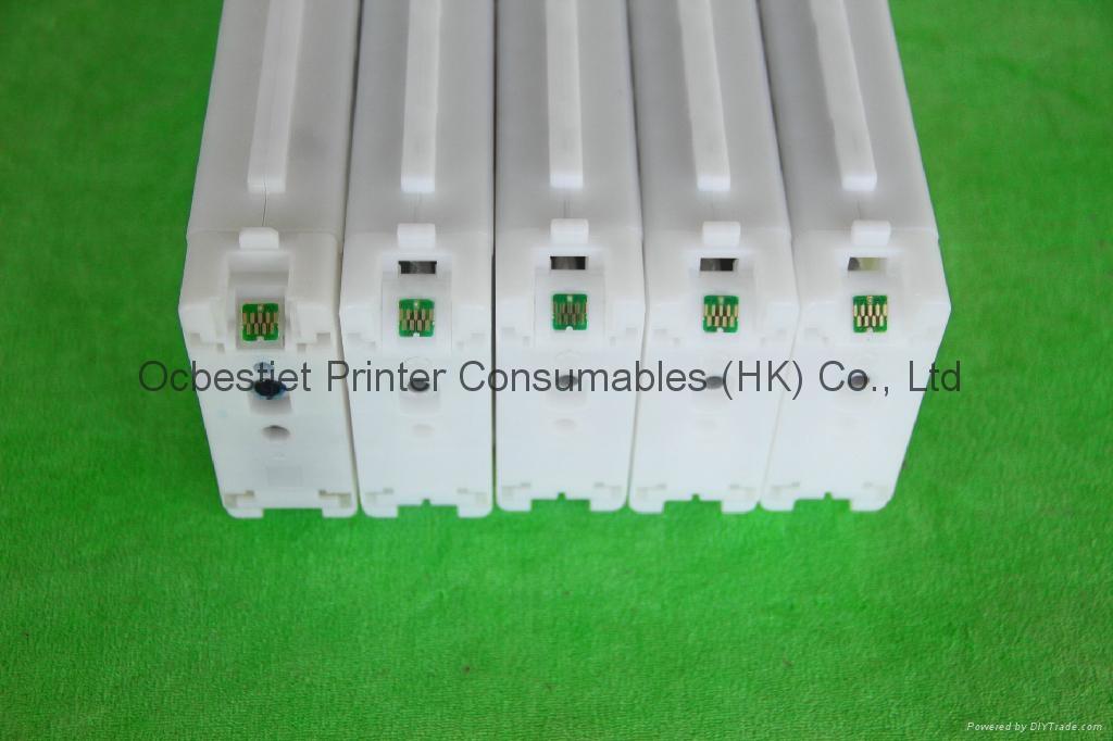 新品上市 EPSON Sure Color  T3050/T5050/T7050 700ML 填充墨盒带永久芯片 2