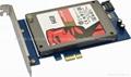 Dual SATAIII PCIe Card SATA 3.0 RAID