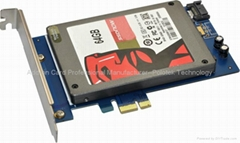 PCIe擴展雙SATAIII 3.0 RAID