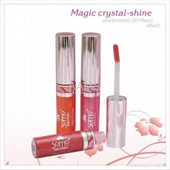 Lip Gloss Magic Crystal 3D Diamonds