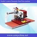 Double Location Pneumatic Heat Press machine A