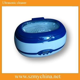 Ultrasonic print head cleaner