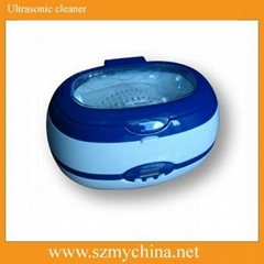 Ultrasonic print head cleaner