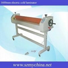 1600 電動冷裱機