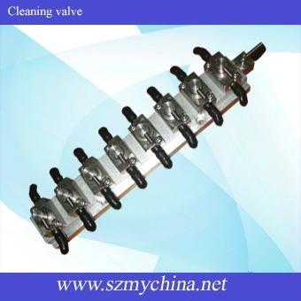 print head cleaning valve 1
