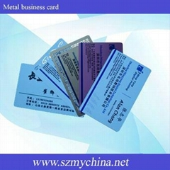 Metal business card (Hot Product - 1*)