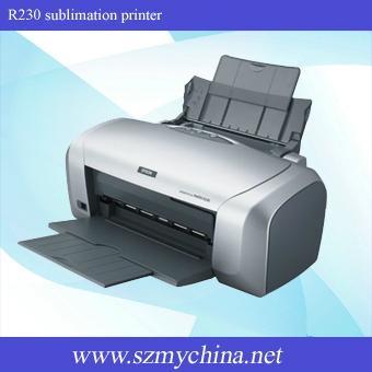 R230六色热升华打印机