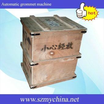 Automatic grommet machine 5