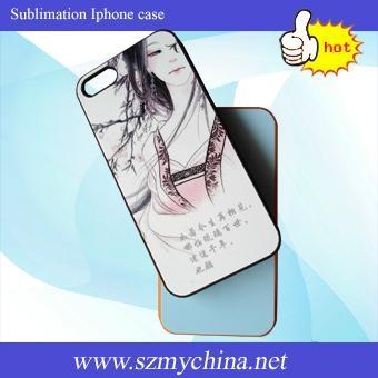 Iphone 5 熱轉印手機殼 1
