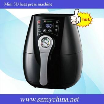 mini 3D sublimation vacuum machine 1