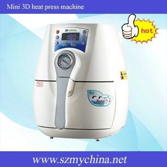 mini 3D sublimation vacuum machine 3