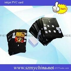 喷墨打印PVC卡