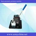 10mm semi automatic eyelet machine