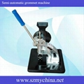 10mm semi automatic eyelet machine