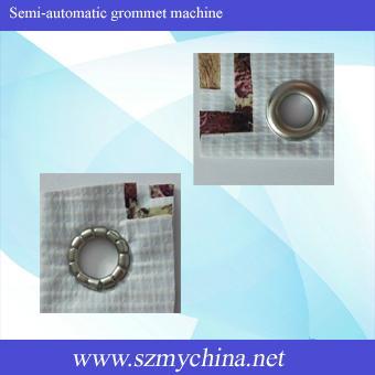 10mm semi automatic eyelet machine 5