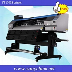 YF1700S DX5 piezo head printer