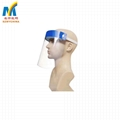 Anti-fog Face Shield Clear Transparent Face Protection Shield