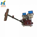 Automatic grommet machine for 10.5mm plastic and metal eyelets