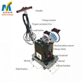 Automatic grommet machine for 13.5mm plastic and metal eyelets